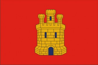 bandera de castilla