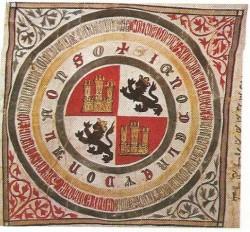 rueda de Alfonso XI