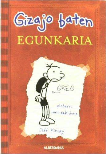 el diario de greg en euskera