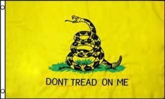 comprar bandera de gadsen bandera anarcocapitalista