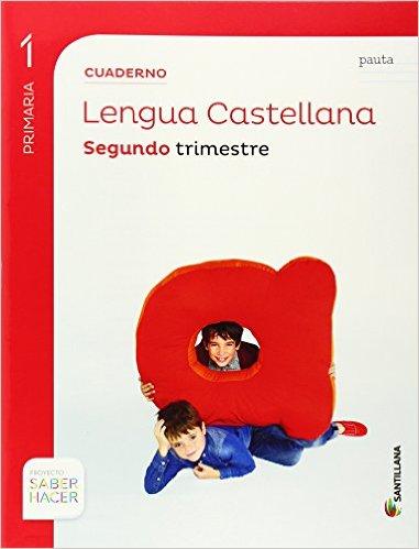 ISBN 9788468015422 Cuaderno de actividades 2º trimestre SABER HACER