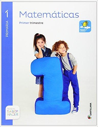 ISBN 9788468020174 Libro de matemáticas SABER HACER