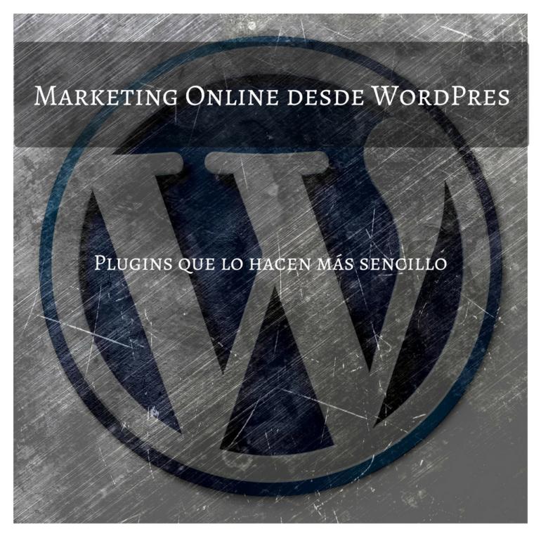Marketing Online desde WordPres mario blanco