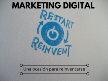 formarse en marketing digital para reinventarse profesionalmente