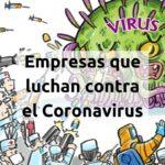 Lista de empresas que están arrimando el hombro contra el Coronavirus
